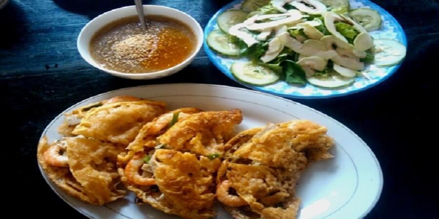 Bánh khoái Quảng Bình