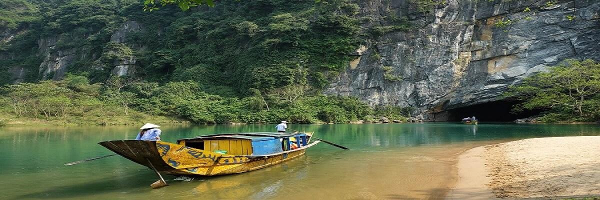 Hành trình khám phá động Phong Nha