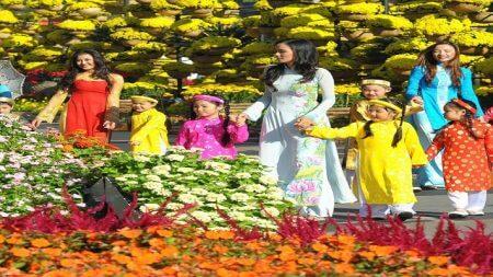 du xuân đầu năm Quảng Bình