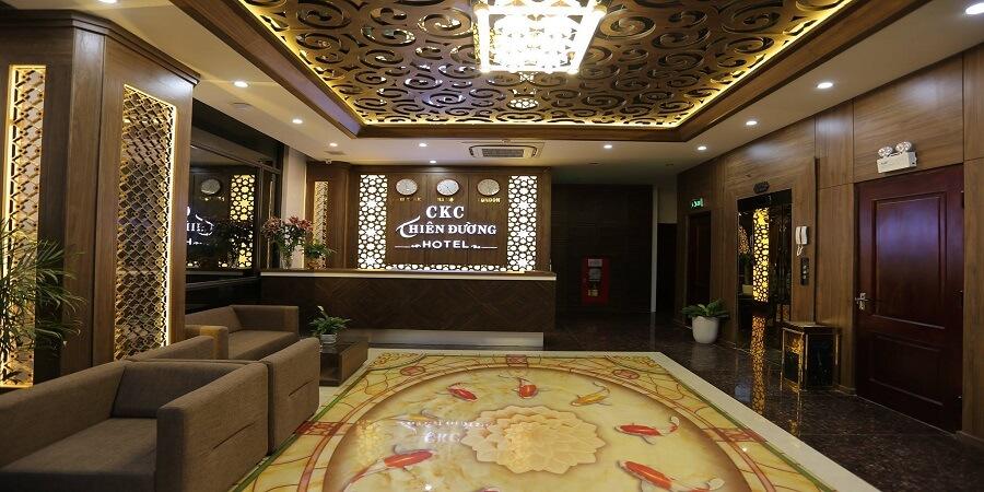 Khách sạn CKC