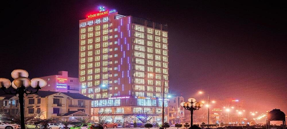 Khách sạn 4 sao Vĩnh Hoàng Quảng Bình
