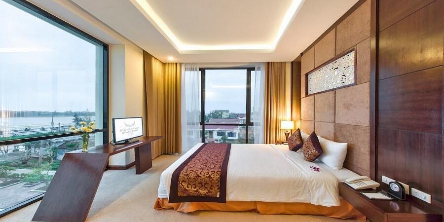 Phòng nghỉ khách sạn Mường Thanh Quảng Bình