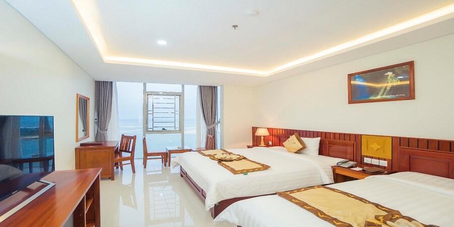 Phòng nghỉ khách sạn Vĩnh Hoàng