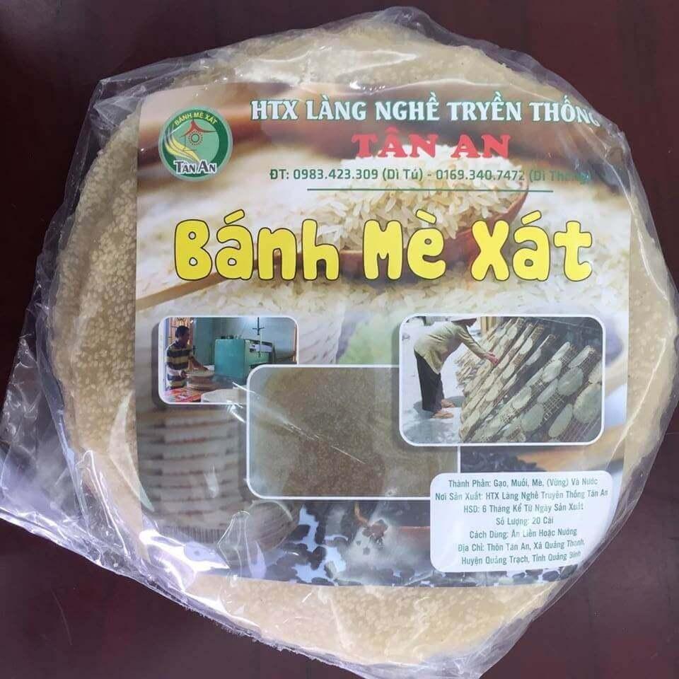 Bánh tráng Tân An