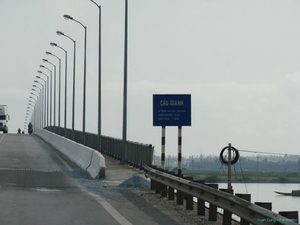 Cầu Gianh