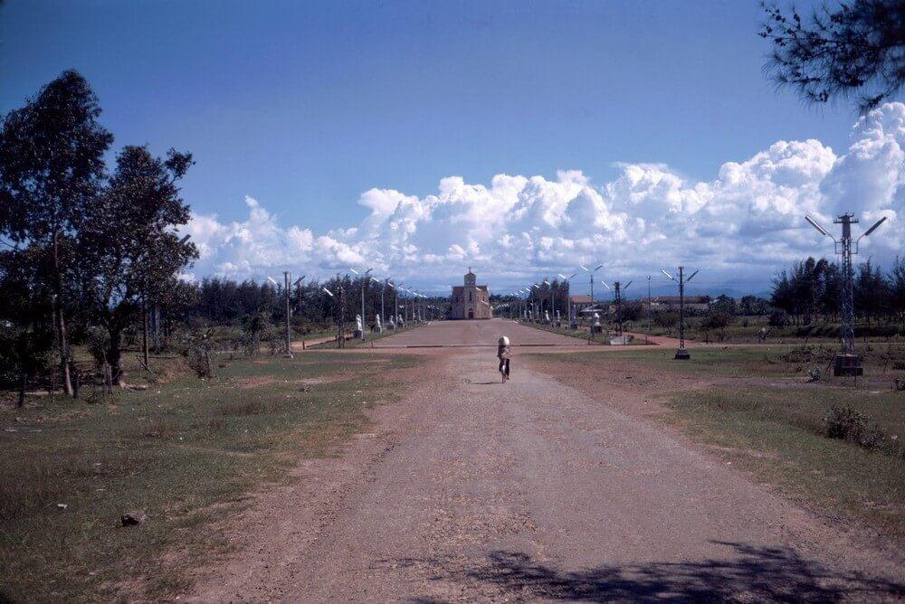 Thánh địa La Vang 1969