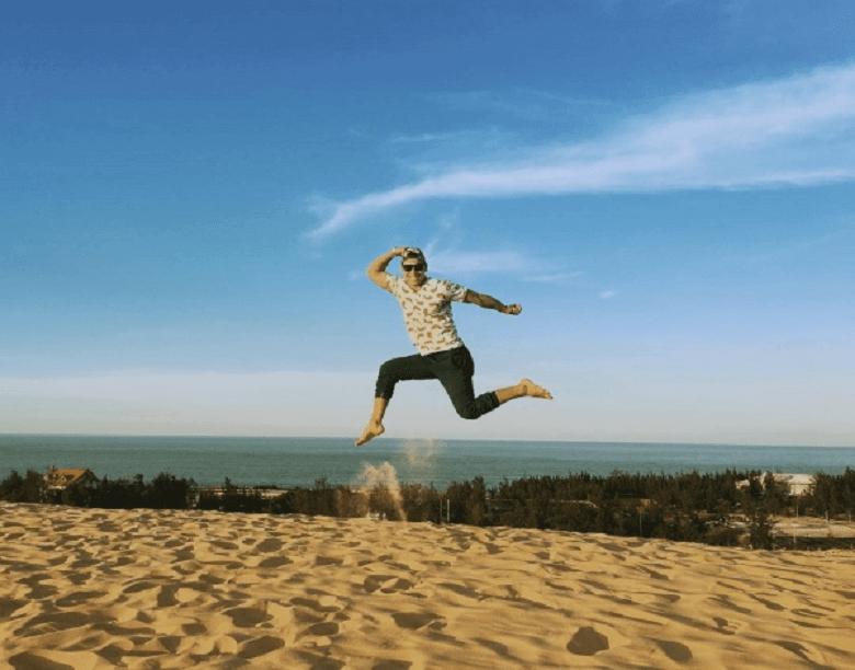 Cồn cát biển Quang Phú