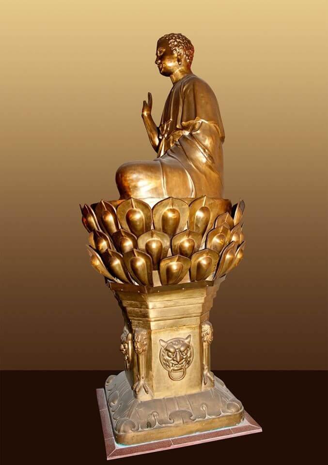 Tượng cổ chùa Phổ Minh